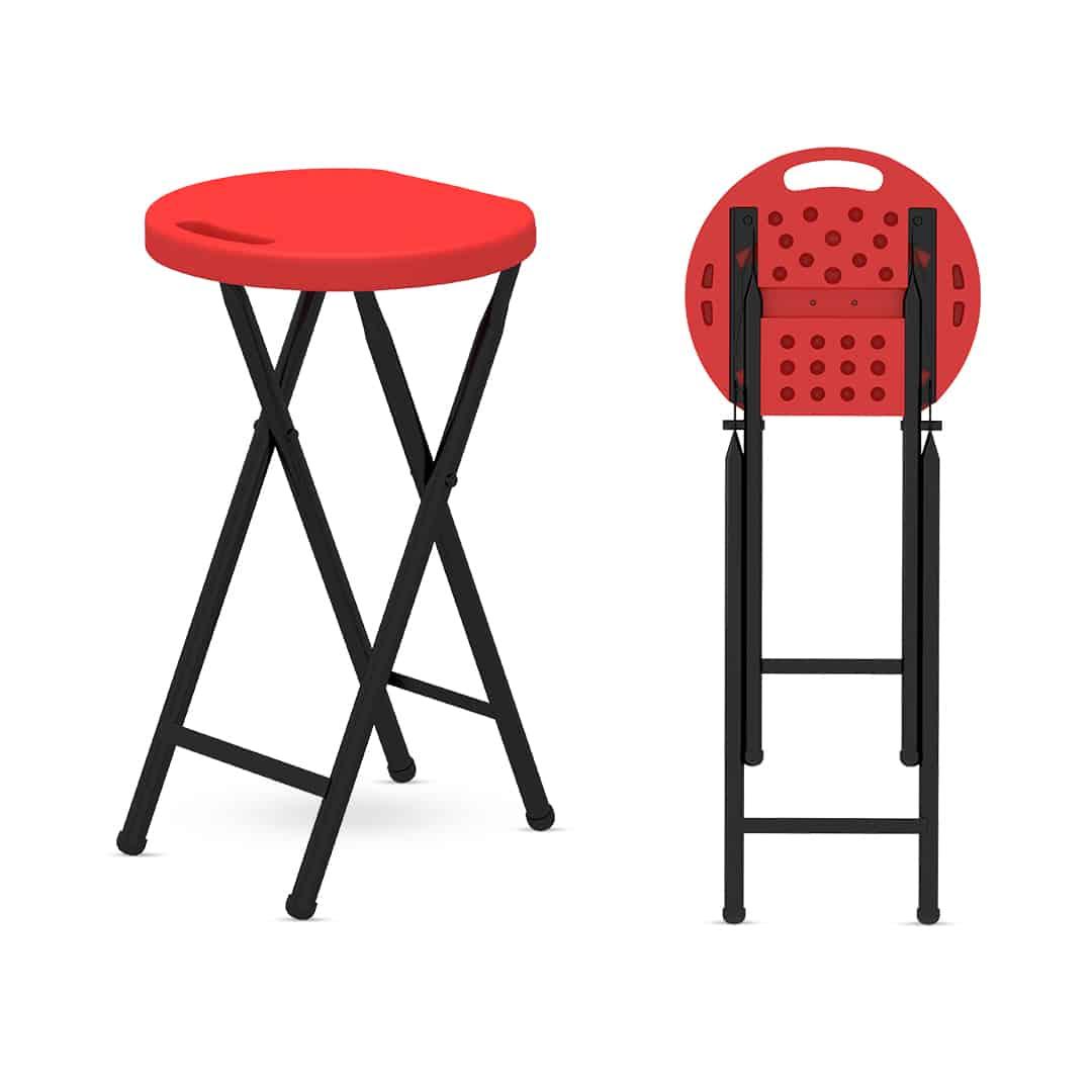 1 7 | EZEE ARM - Folding Chair with Armrest | WonderPlast