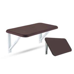 1 copy 10 | OAK Wall Mounted Table | WonderPlast